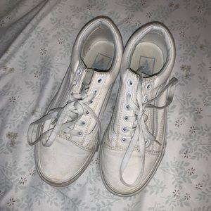 White vans!!